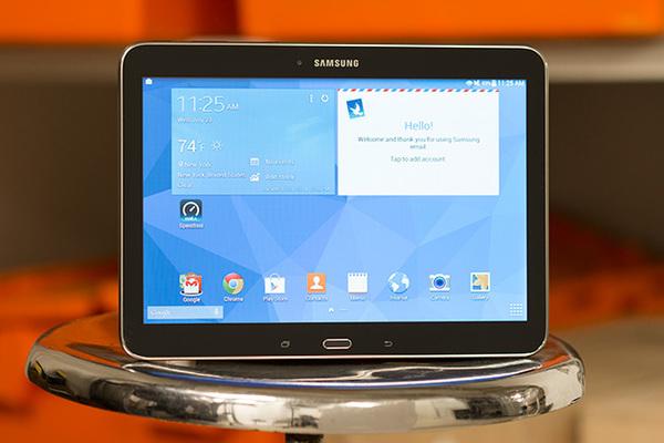 Samsung Galaxy Tab A официально станет доступен в мае