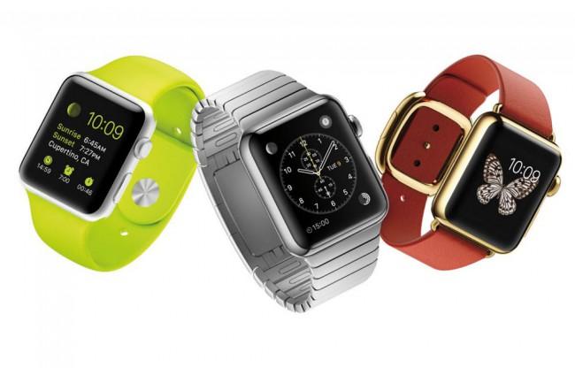 Компания Apple начала прием предзаказов на«умные часы» Apple Watch