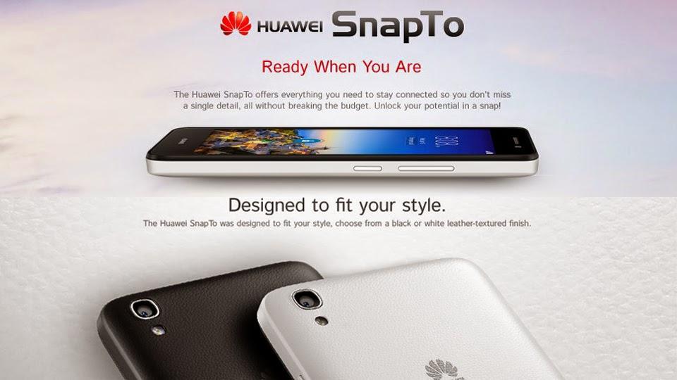 Huawei SnapTo— конкурент Motorola Moto G