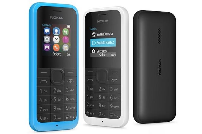 Microsoft представила телефоны нокиа 105 и105 Dual Sim