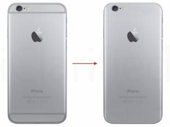 Новый материал Apple избавит корпусы телефонов отпластиковых вставок