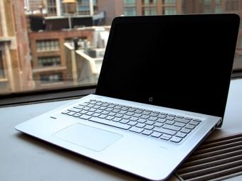 Мультимедийные ноутбукиHP Envy получили новую внешность иначинку