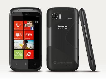 В России появится смартфон HTC Mozart