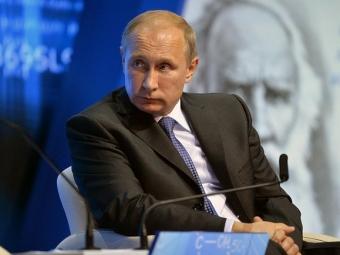 Путин признал нецелесообразной дальнейшую работу над идеей авторского сбора вweb-сети интернет