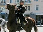 Кадыров: наЗападе грубо нарушают права лошадей