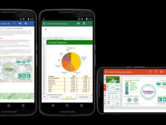 Microsoft Office приходит наAndroid-смартфоны