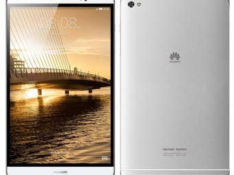 Планшет Huawei Mediapad M2 официально анонсировали