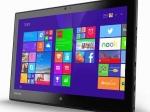 Toshiba презентовала 12,5-дюймовый планшет Portege WT20