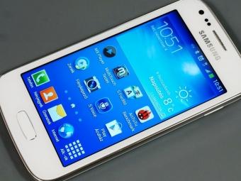 Смартфон Самсунг Galaxy J2 протестировали вGeekBench