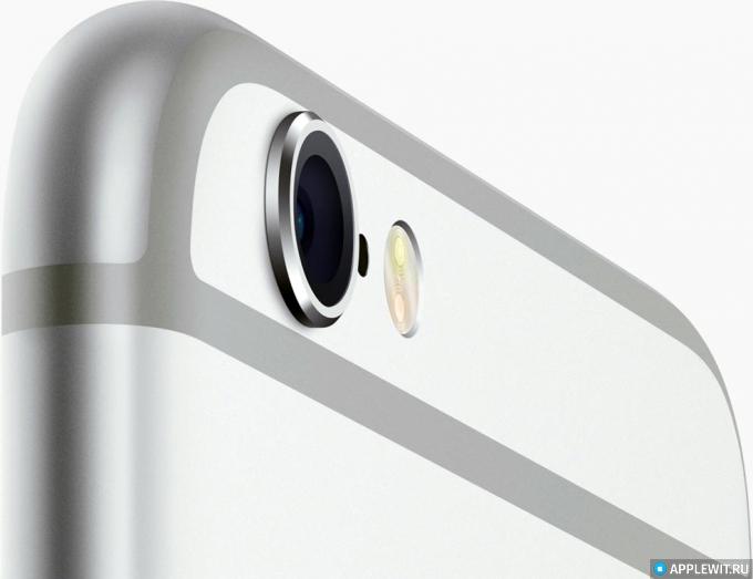 Новый iPhone 6S сумеет записывать видео вформате 4K