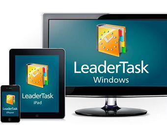 LeaderTask для Android обзавёлся новым интерфейсом в стиле material