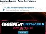 Billboard и American Express запустили музыкальную страницу в Facebook