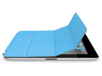 Складная обложка Smart Cover позволила обойти пароль на iPad