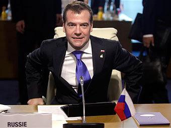 Медведев предложил изменить принципы охраны интеллектуальной собственности в Интернете