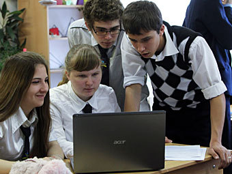 Россия вышла на первое место в Европе по числу интернетчиков