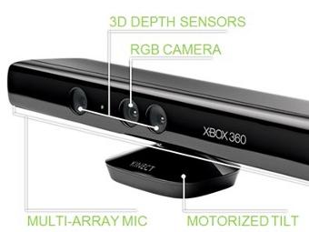 Microsoft анонсировала версию Kinect для Windows