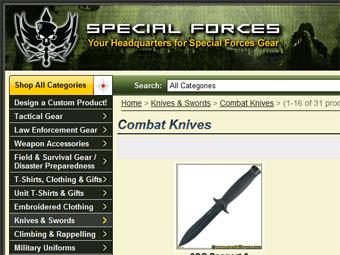 Anonymous взломали сайт продавца военного снаряжения