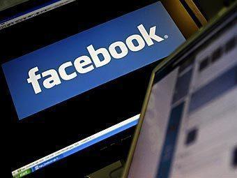 """Упал рост численности пользователей """"Facebook"""""""