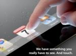 Apple продала три миллиона iPad за три дня