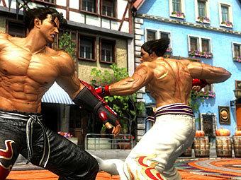 Tekken Tag Tournament 2 выйдет в сентябре