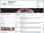 Twitter и NBC расскажут о самых важных твитах Олимпиады