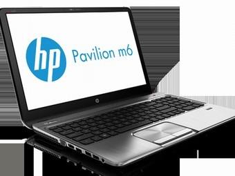Новые ноутбуки HP Pavilion m6 уже в продаже