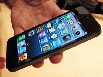 iPhone 5: тоньше, легче, быстрее