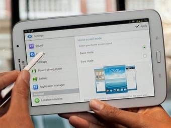 Первый взгляд на планшет со стилусом Samsung Galaxy Note 8: бюджетный суперкар?