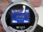 m300 — первые в мире «мобильные часы»