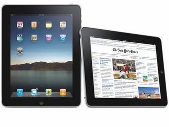 Падение уровня продаж iPad