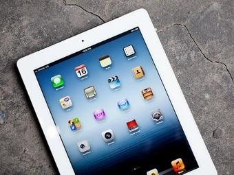 В новых iPad будет антибликовое покрытие