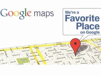 Google удаляет часть трёхмерного мира Google Maps