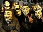 Anonymous признаны виновными в хакерской атаке