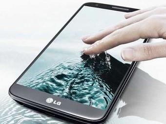 LG готовит к выходу новый смартфон со сверхчётким дисплеем