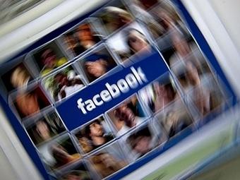 В Facebook появится система распознавания лиц