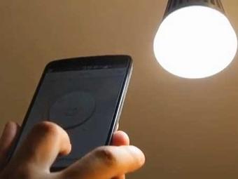 Создана лампочка, управлять которой можно с помощью операционной системы
