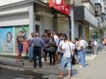 В Крыму появились огромные очереди за российскими симками