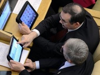 Госдума приняла закон, предписывающий всем интернет-сервисам хранить данные о российских пользователях только на территории РФ