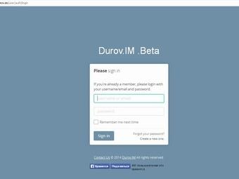 Павел Дуров открыл новую соцсеть