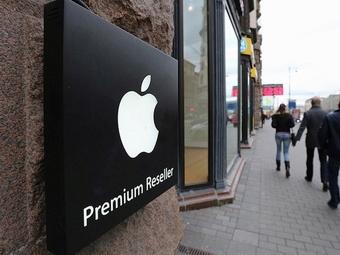 Продукция Apple снова подорожала