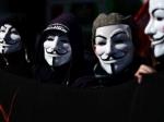 Популярный исламистский сайт был подвергнут атаке хакеров из Anonymous