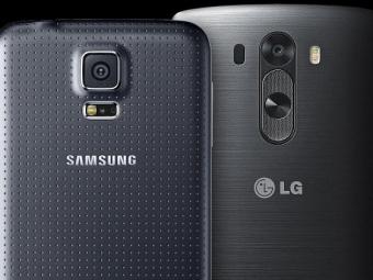 Источник вSamsung: Galaxy S6 получит 20-мегапиксельную камеру соптической стабилизацией