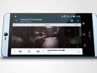 HTC представил смартфон Desire 526G+