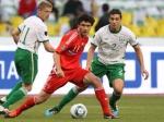 Матч Россия-Ирландия закончился в нулевую ничью