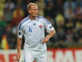 Лидер сборной Словакии ушел из команды после матча с Россией