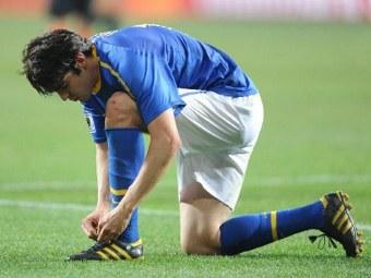 Возвращение Кака в сборную Бразилии сорвалось