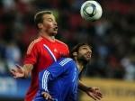 Грекам не засчитали три гола в ничейном матче с Россией
