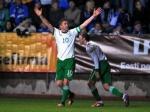 Ирландия разгромила Эстонию в первом стыковом матче Евро-2012