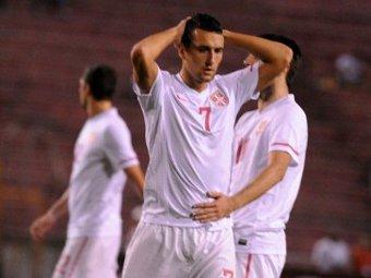 Сборная Сербии по футболу проиграла Гондурасу