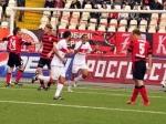 События очередного тура Чемпионата России по футболу